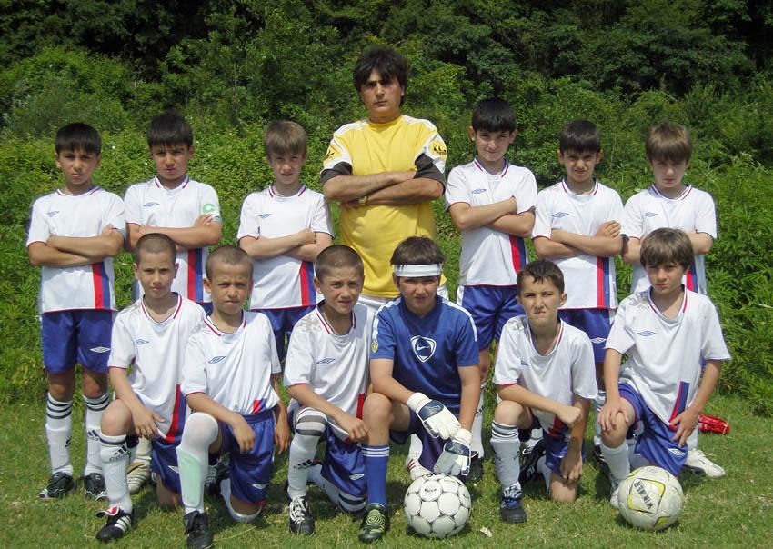 команда россии по футболу